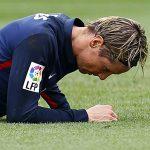 Atletico thua đội đã rớt hạng, hết cơ hội vô địch La Liga