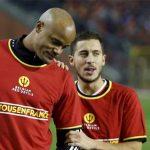 Hazard làm thủ quân tuyển Bỉ dự Euro 2016