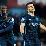 Aguero lập cú đúp, cứu Man City thoát thua