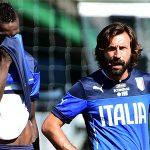 Italy gạt Pirlo, Balotelli khỏi Euro 2016
