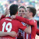 Torres ghi bàn bốn trận liên tiếp, Atletico san bằng số điểm với Barca
