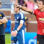 Van Gaal: 'Man Utd tốt hơn khi không có Chicharito và Van Persie'