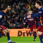 Messi lập cú đúp, Barca phục hận trước Espanyol