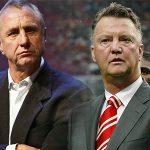 Johan Cruyff và góc nhìn khác từ Louis van Gaal