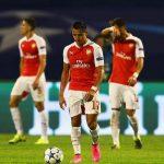 Lượt năm vòng bảng Champions League: Arsenal trước nguy cơ bị loại