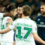 Real thua trắng hai bàn trước Wolfsburg