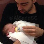 Xavi lấy tên châu Á đặt cho con gái