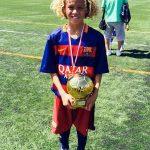 Chelsea lập kế nẫng tài năng 12 tuổi khỏi tay Barca
