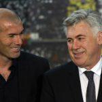 Ancelotti thay đổi quan điểm chiến thuật vì Zidane