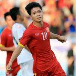 Công Phượng được gọi bổ sung lên đội tuyển Việt Nam