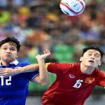 Việt Nam đại bại trước Thái Lan ở bán kết futsal Đông Nam Á