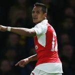 Sanchez phá bế tắc giúp Arsenal thắng tưng bừng