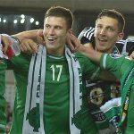 Alex Ferguson được ghi công khi Bắc Ireland giành vé dự Euro 2016
