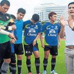 Kiatisuk: 'Thái Lan có Messi Jay, Việt Nam cũng có Messi Công Phượng'
