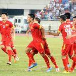 U19 Việt Nam vươn lên đầu bảng ở vòng loại U19 châu Á