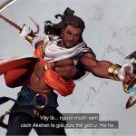 Akshan làm người dẫn chuyện về Đại Suy Vong, tướng Yordle tiếp theo xuất hiện cameo
