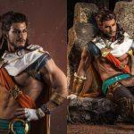 Chiêm ngưỡng bộ ảnh cosplay Akshan đậm chất nam tính