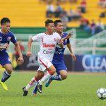 Gia Lai may mắn có điểm tại giải U21 quốc gia