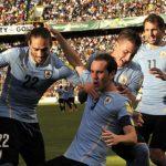 Uruguay lần đầu chinh phục cao nguyên La Paz