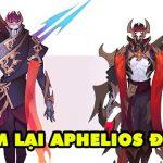 Mãi gần đến cập nhật giữa mùa 5, Riot Games mới chỉnh sửa cho Aphelios