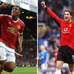Martial khởi đầu tại Man Utd tốt hơn hẳn Ronaldo