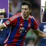 Lewandowski: 'So sánh tôi với Messi hay Ronaldo là không thỏa đáng'