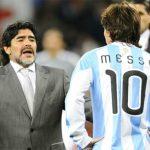 Cựu HLV vô địch World Cup: 'Messi cống hiến nhiều hơn Maradona'