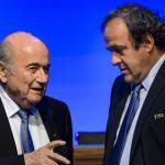 Platini quanh co trong vụ nhận tiền từ Blatter