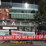 CĐV Bayern chê vé đắt 'điên rồ', kêu gọi tẩy chay trận đấu Arsenal