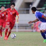 U19 Việt Nam thắng trận mở màn vòng loại U19 châu Á